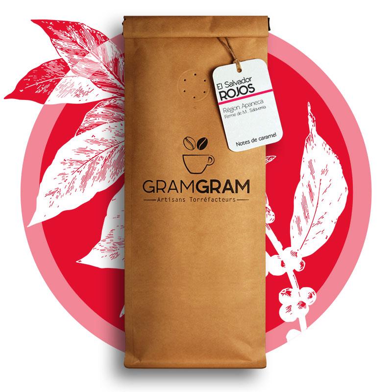 GramGram café - Salvador Rojos