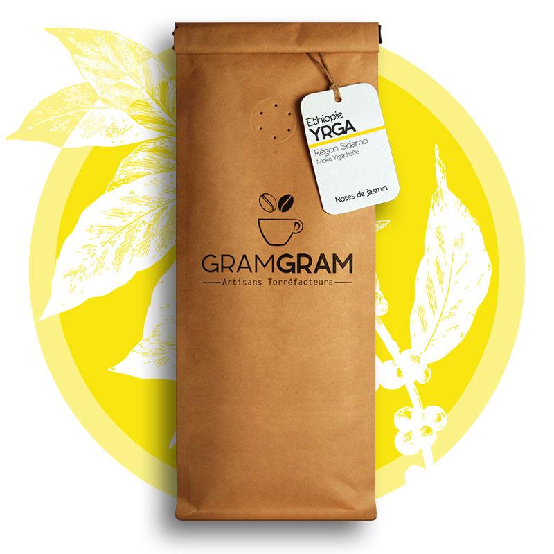 Café GramGram - Ethiopie Yrga