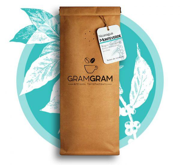 GramGram café -Nicaragua Monteverde