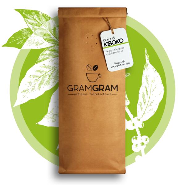 GramGram café -Burundi-Kiboko