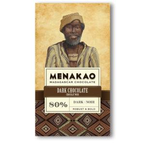 chocolat noir 80% cacao